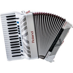 Roland FR-3x V-Accordion - White
