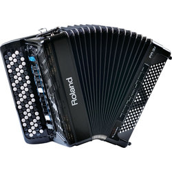 Roland FR-3xb V-Accordion - Black