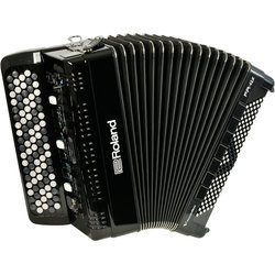 Roland FR-4xb V-Accordion - Black