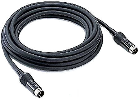 View larger image of Roland GKC-10 13-Pin Cable for Guitar Synth - 30'