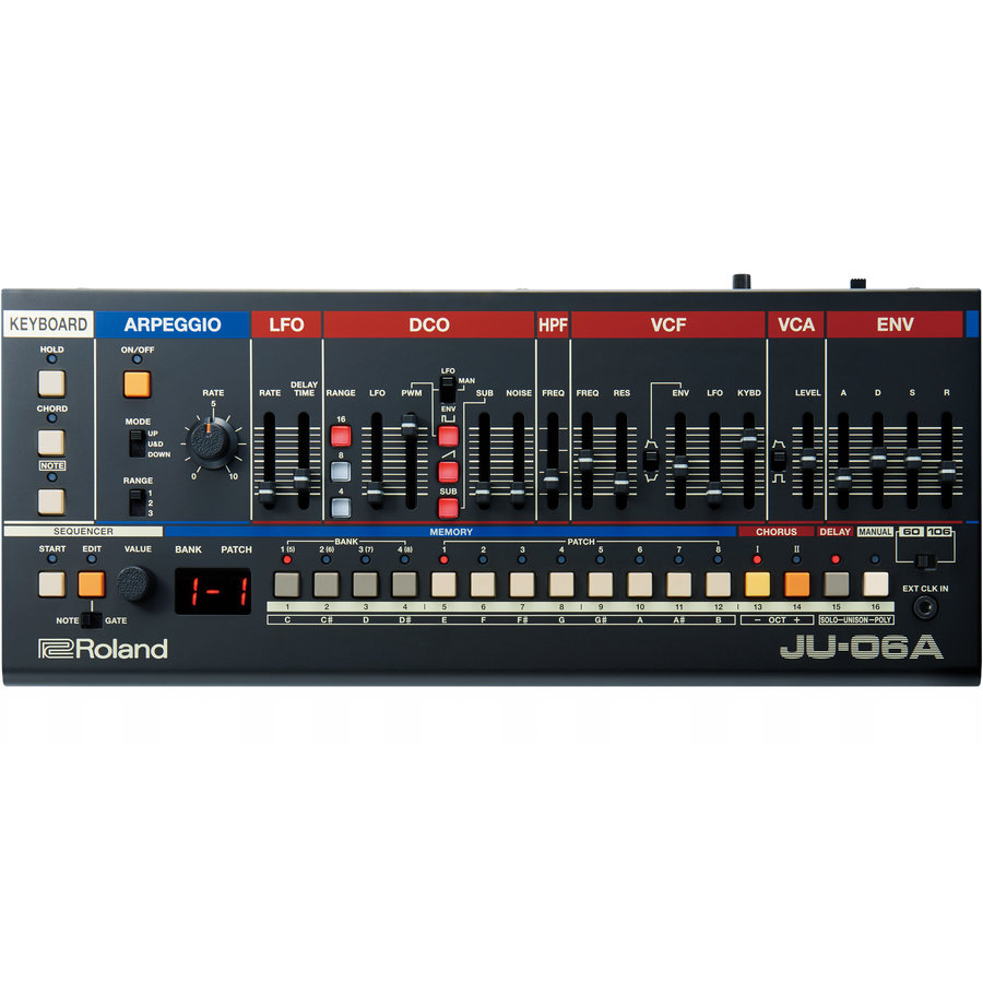 View larger image of Roland JU-06A Sound Module