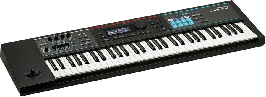 View larger image of Roland JUNO-DS 61-Note Synthesizer