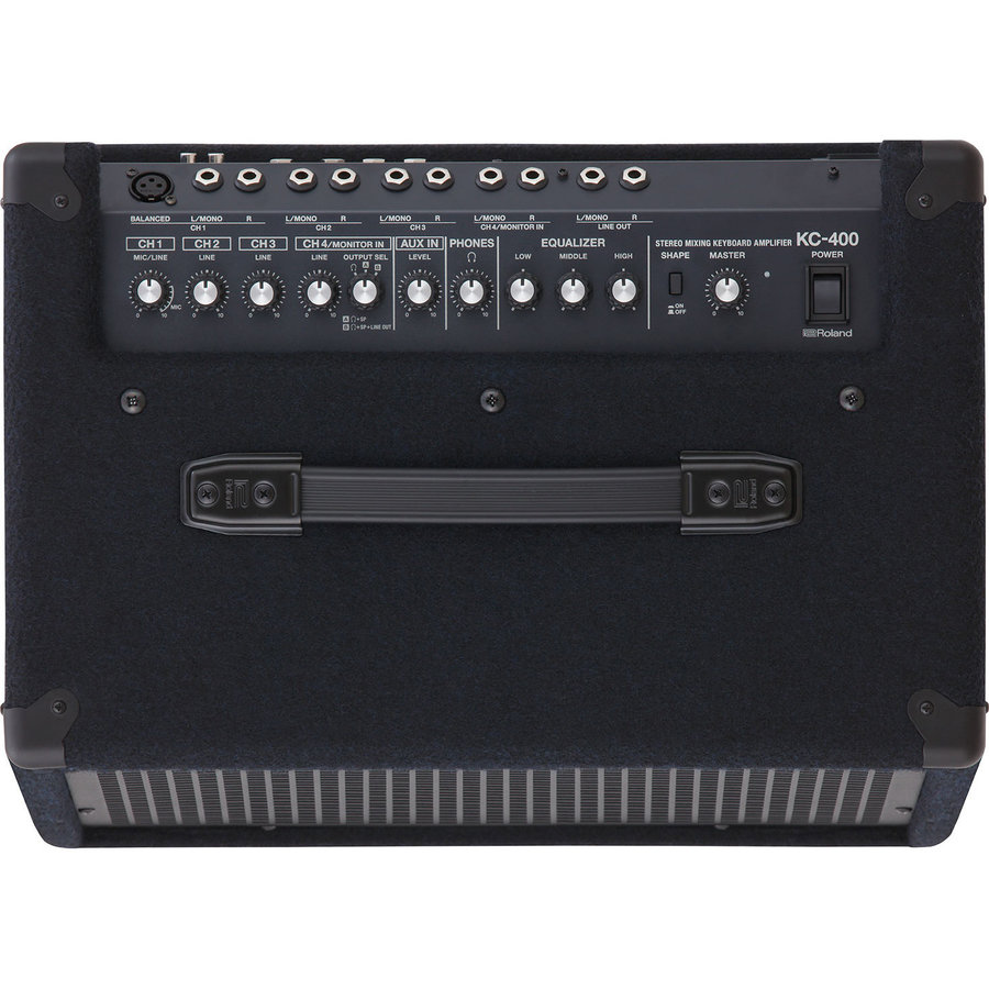 View larger image of Roland KC-400 Keyboard Amplifier