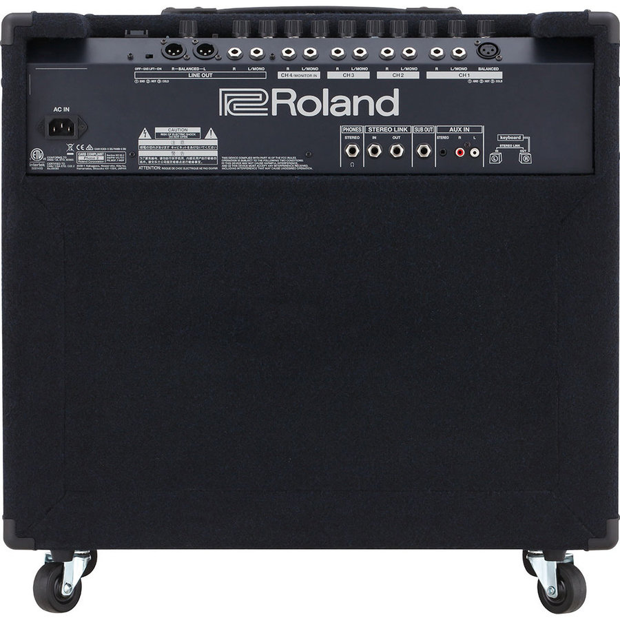 View larger image of Roland KC-600 Keyboard Amplifier