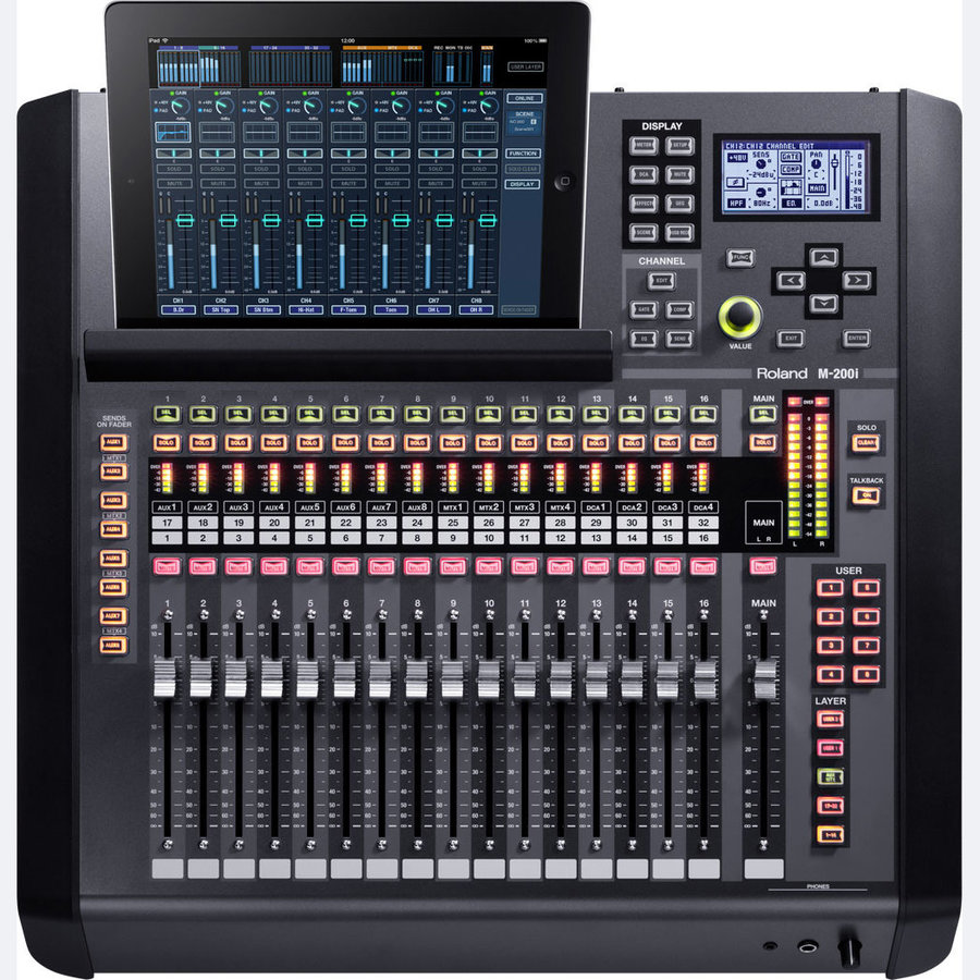 View larger image of Roland M200i V-Mixer