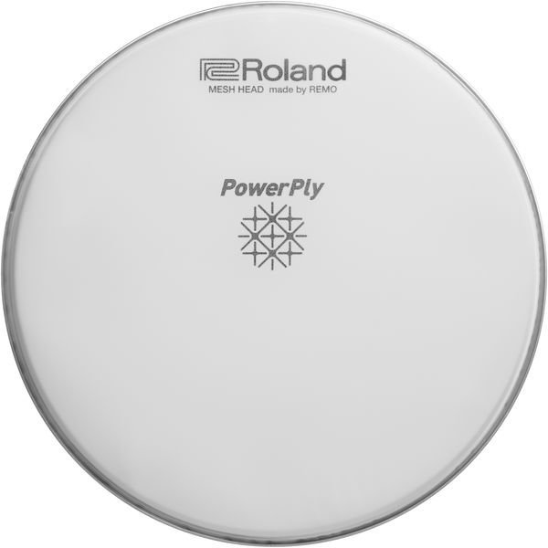 """View larger image of Roland MH2 PowerPly Mesh Head - 18"""" (Bass Drum)"""