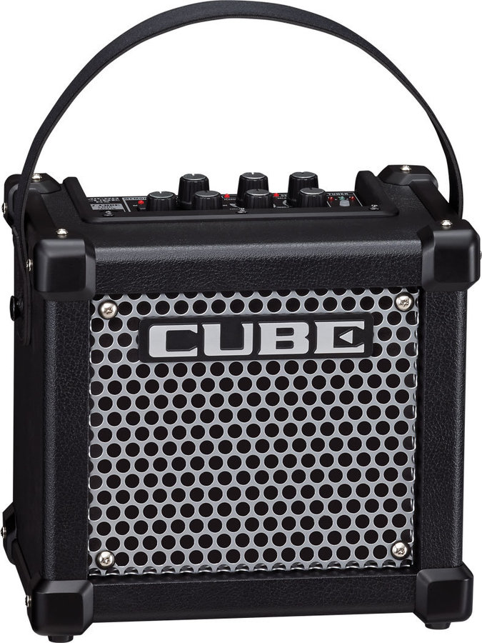 View larger image of Roland MICRO CUBE GX Guitar Amplifier