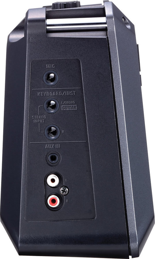 View larger image of Roland Mobile Cube Battery Powered Stereo Amplifier