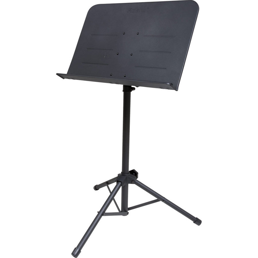 View larger image of Roland Music Stand with Folding Legs and Adjustable Desk