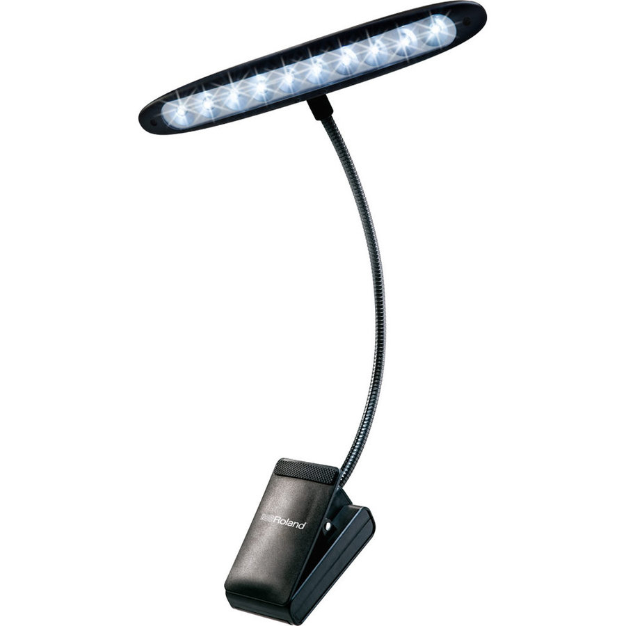 View larger image of Roland Orchestral Clip Light with Cool White LEDs