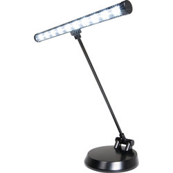 Roland Piano Lamp with Cool White LEDs