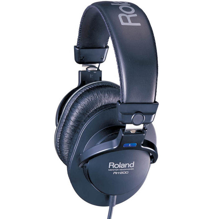 View larger image of Roland RH-200 Headphones