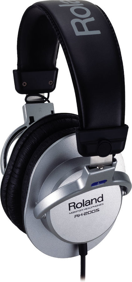 View larger image of Roland RH-200S Stereo Headphones