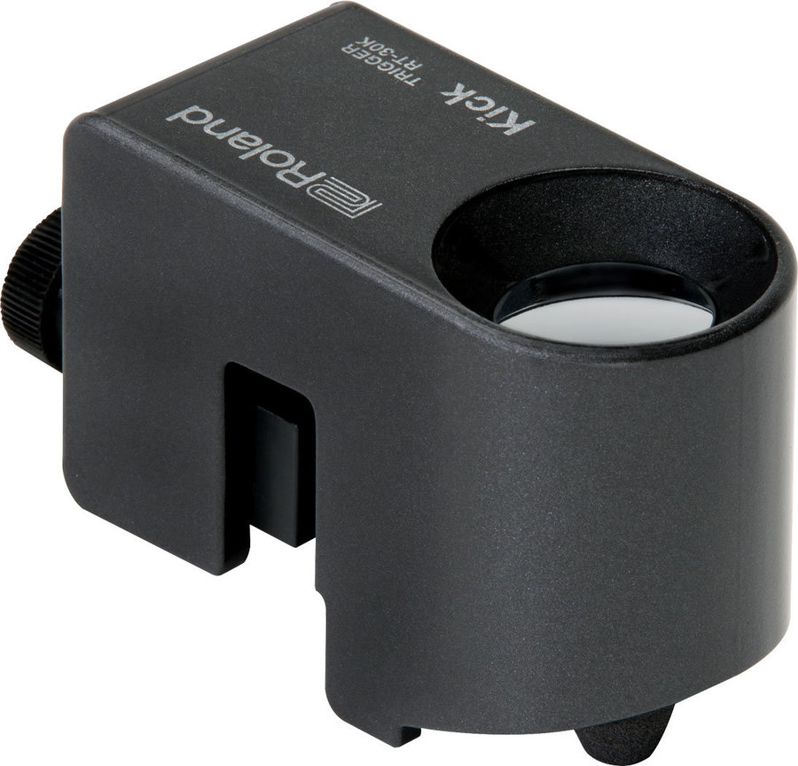 View larger image of Roland RT-30K Kick Acoustic Drum Trigger for Hybrid Drumming