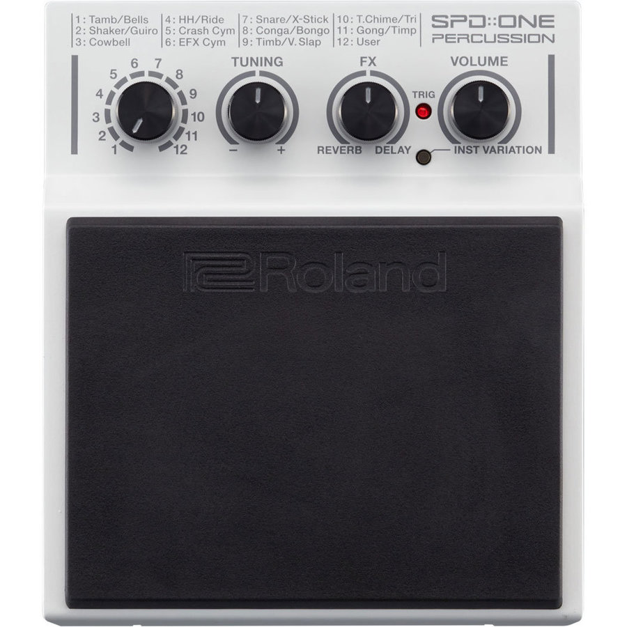 View larger image of Roland SPD-One Drum Pad - Percussion