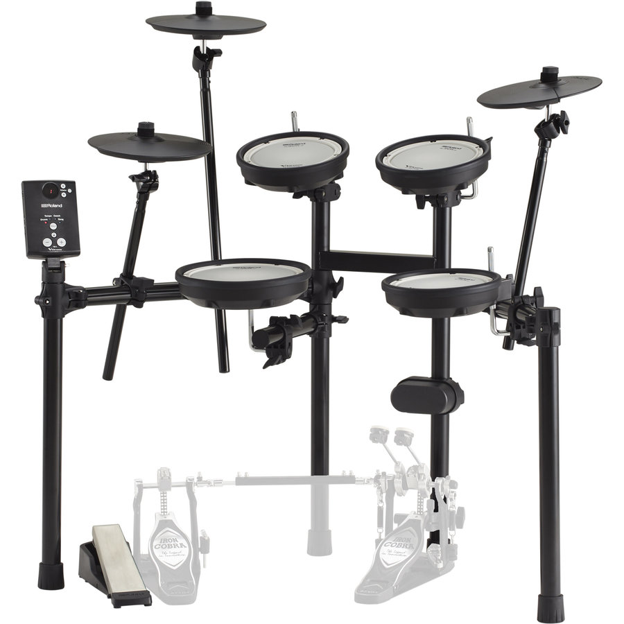 View larger image of Roland TD-1DMK Electronic Drum Set