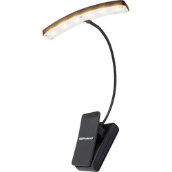 Roland Touch Clip Light with Warm White LEDs