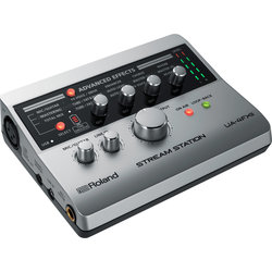 Roland UA-4FX2 Stream Station USB Audio Interface