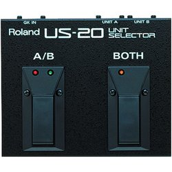 Roland US-20 Unit Selector Footswitch Pedal