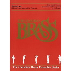 Rondeau(Masterpiece Theatre) The Canadian Brass - (Brass Ensemble)