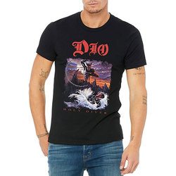 Ronnie James Dio Holy Diver T-Shirt - Men's Small