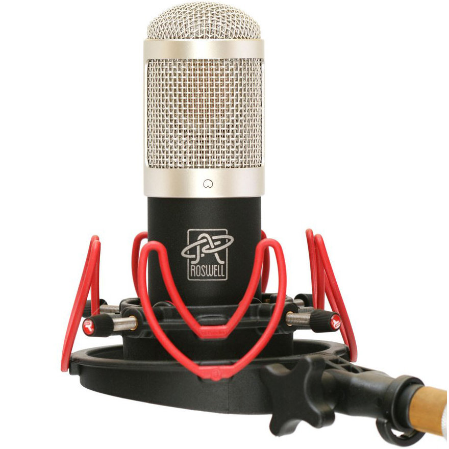 View larger image of Roswell RA-VO Voiceover Microphone