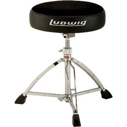 Round Drum Throne