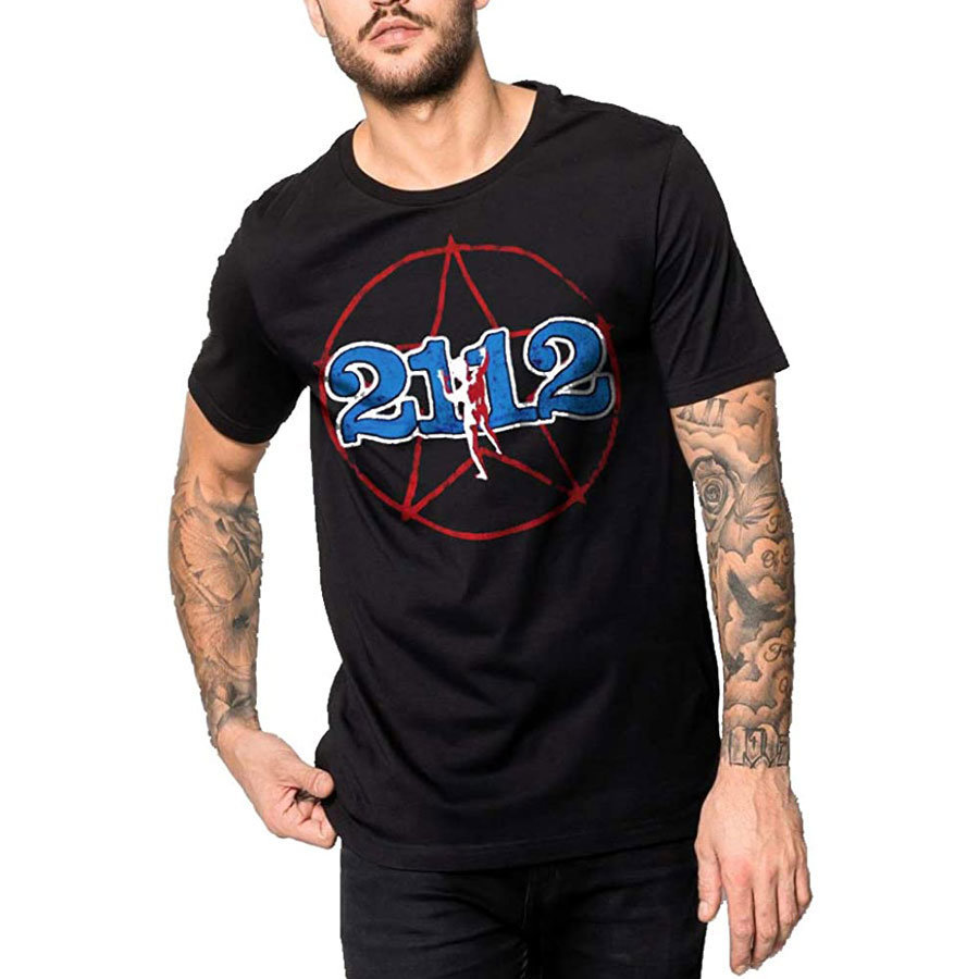 View larger image of Rush 2112 T-Shirt - Men's Small