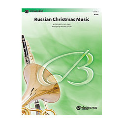 Russian Christmas Music - Score & Parts, Grade 2