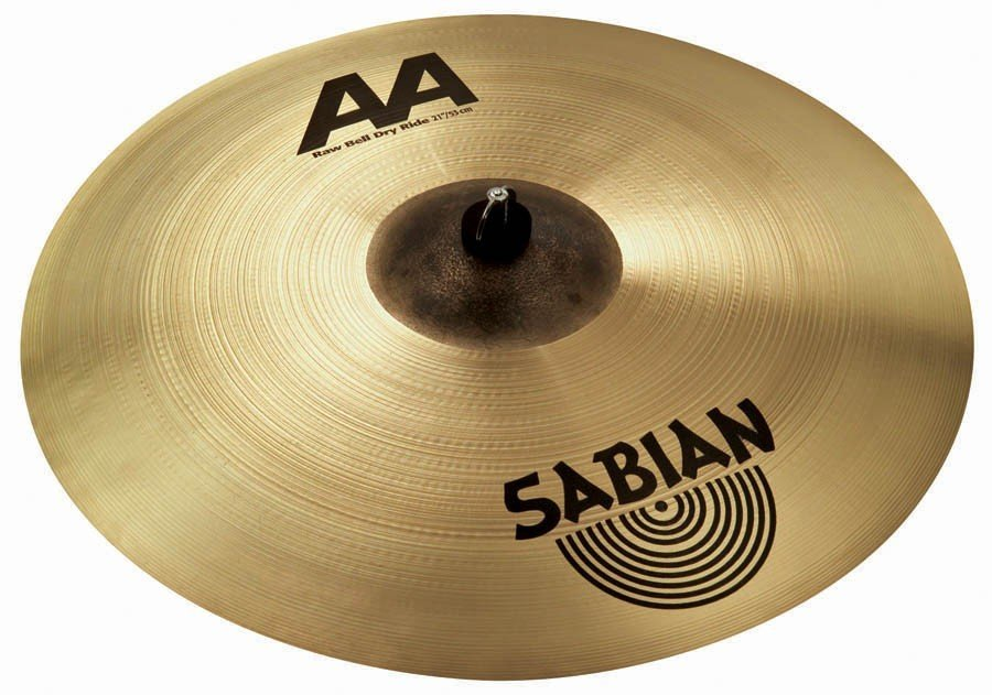 View larger image of Sabia AA Raw Bell Dry Ride Cymbal - 21