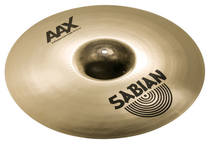View larger image of Sabian 21885XB 18 AAX X-Plosion Fast Crash Cymbal