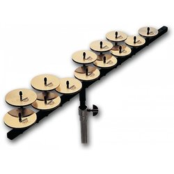 Sabian 50303L Crotales Set - Low Octave