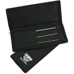 Sabian 61131 Stainless Steel Triangle Striker Set with Bag