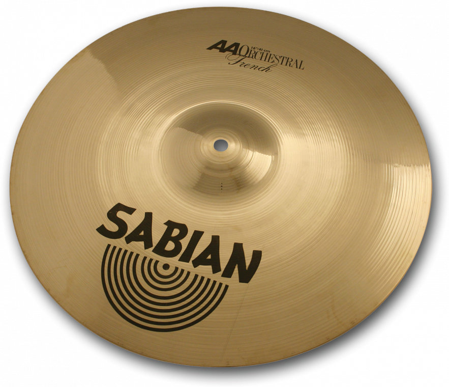 View larger image of Sabian AA French Cymbal - 18, Brilliant