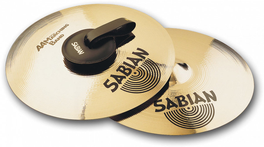 View larger image of Sabian AA Marching Band Cymbal - 17, Brilliant