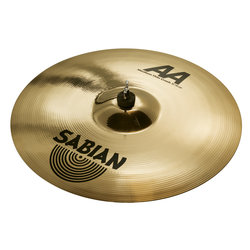 Sabian AA Medium Thin Crash Cymbal - 16, Brilliant
