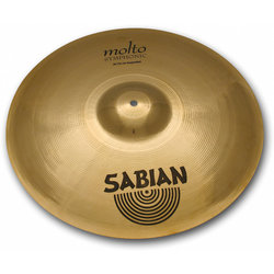 Sabian AA Molto Symphonic Suspended Cymbal - 20