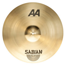 Sabian AA Rock Ride Cymbal - 21, Brilliant