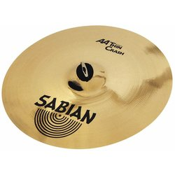 Sabian AA Thin Crash Cymbal - 16, Brilliant