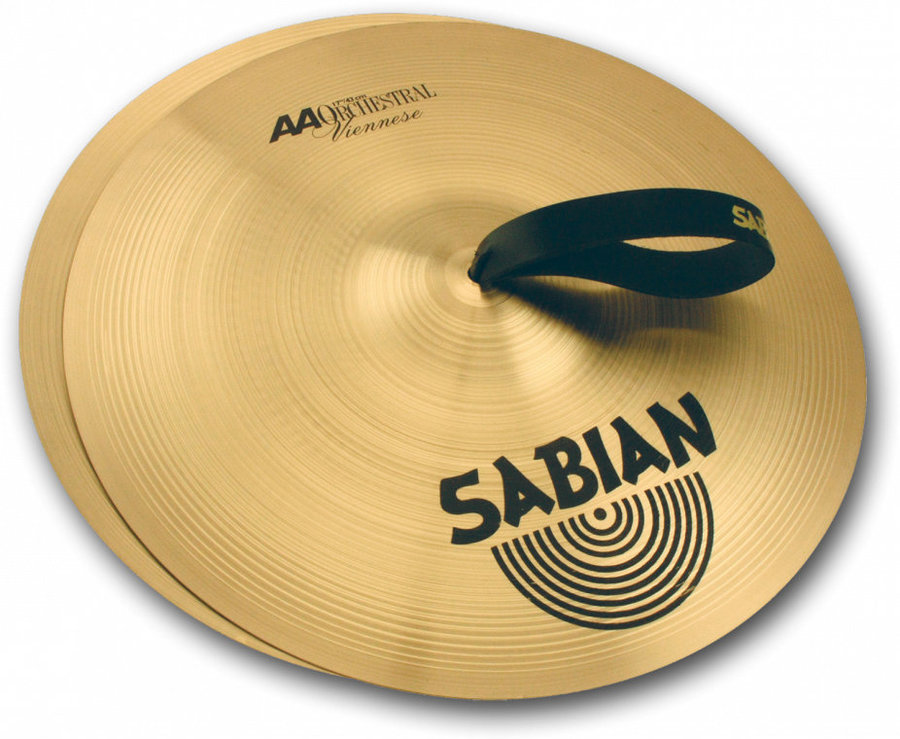 View larger image of Sabian AA Viennese Cymbal - 17, Brilliant