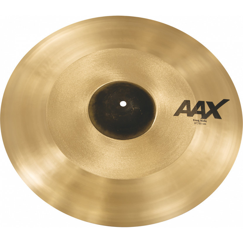View larger image of Sabian AAX Freq Ride Cymbal - 21