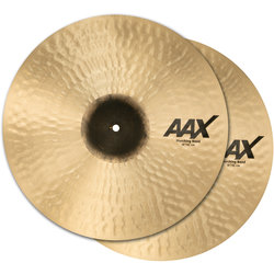 Sabian AAX Marching Band Cymbals - 18, Natural, Pair