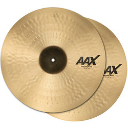 Sabian AAX Marching Band Cymbals - 19, Natural, Pair