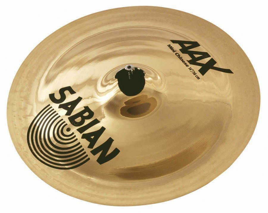 View larger image of Sabian AAX Mini Chinese Cymbal - 14, Brilliant