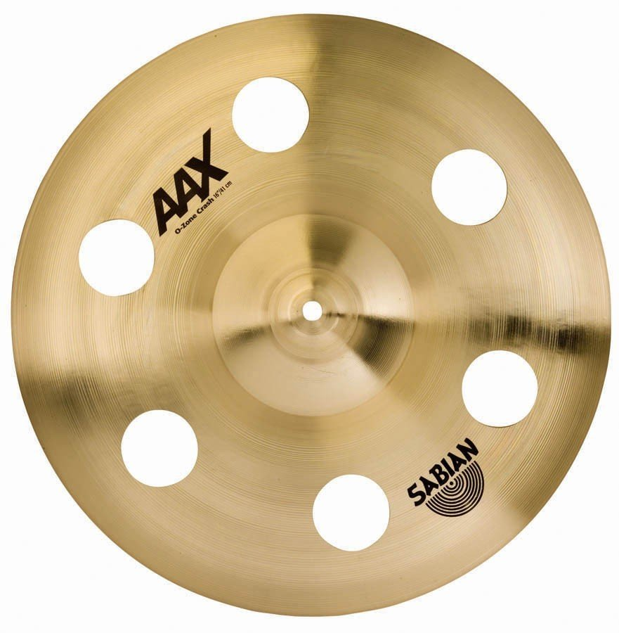 View larger image of Sabian AAX O-Zone Crash Cymbal - 16