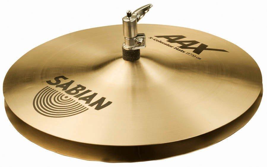 View larger image of Sabian AAX X-Celerator Hats - 13, Brilliant