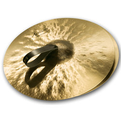 Sabian Artisan Traditional Symphonic Medium Heavy Cymbal - 18, Brilliant