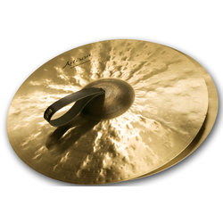 Sabian Artisan Traditional Symphonic Medium Heavy Cymbal - 19, Brilliant