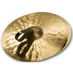 Sabian Artisan Traditional Symphonic Medium Light Cymbal - 18, Brilliant