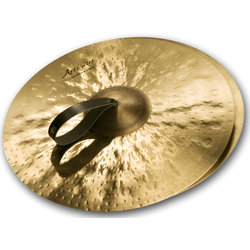 Sabian Artisan Traditional Symphonic Medium Light Cymbal - 19, Brilliant